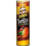 Pringles Tortilla Chips Spicy Chilli 19x180g