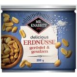 Mr.Knabbits Erdnüsse 24x200g