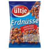 Ültje Erdnüsse ohne Fett geröstet 12x200g