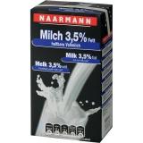 Naarmann haltbare Vollmilch 3.5% Fett 12x1L