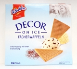 De Beukelaer DECOR Fächerwaffeln