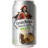 Captain Morgan & Mojito 12x330ml inklusive Pfand