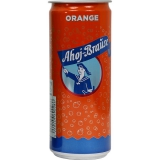 Ahoj Brause Orange 12 x 330 ml inklusive Pfand