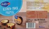Bahlsen Kuchen-Snack Marmor 55 Stk.