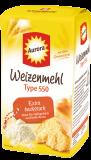 Aurora Weizenmehl Type 550