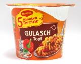 Maggi 5 Minuten Terrine Gulasch Topf