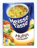 Erasco Heisse Tasse Huhn mit Nudeln 3 Portionen