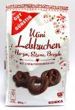 G&G Mini Lebkuchen mit Zartbitterschokolade