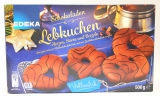Edeka Schokoladen Lebkuchen Vollmilch