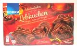 Edeka Schokoladen Lebkuchen Zartbitter