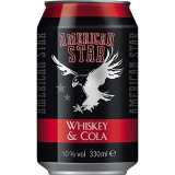 American Star Whiskey & Cola 12x330ml inklusive Pfand