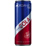 Red Bull Organics Simply Cola 24x250ml inkl. Pfand