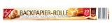 G&G Backpapier - Rolle 20m