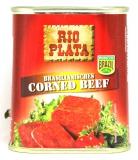 Rio Plata Brasilianisches Corned Beef 340g