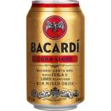 Bacardi Cuba Libre 12x330ml inklusive Pfand