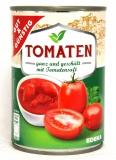 G&G Tomaten ganz und geschält mit Tomatensaft 400g