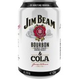 Jim Beam & Cola 24x330ml inklusive Pfand