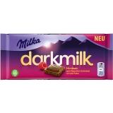 Milka Darkmilk Himbeere 25x85g