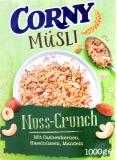 Corny Müsli Nuss-Crunch 1000g