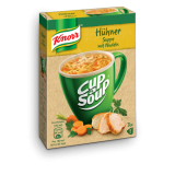 Knorr Hühnersuppe 3 x 9g x 12 Stk.