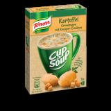 Knorr Kartoffel Cremesuppe 3 x 16g x 12 Stk.