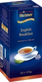 Meßmer Tee English Breakfast 25x1,75g