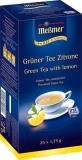 Meßmer Tee Grüner Tee Zitrone 25x1,75g