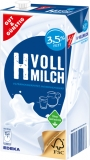 G&G Haltbare Vollmilch 12x1L