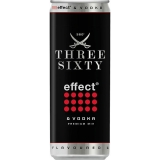 Three Sixty Energy & Vodka 24x330ml inklusive Pfand