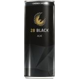 28 Black AÇAÍ 24x250ml inklusive Pfand