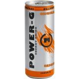 POWER-G Energy Drink Molke 24x250ml