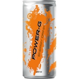 POWER-G Energy Drink 24x250ml inklusive Pfand