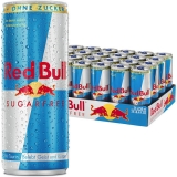 Red Bull Sugarfree 24x250ml inklusive Pfand
