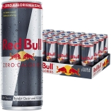 Red Bull Zero Energy Drink 24x250ml inklusive Pfand