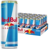 Red Bull Sugarfree 24x355ml inklusive Pfand