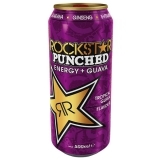 Rockstar Punched Energy + Guave 12x500ml inklusive Pfand