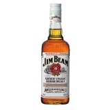 Jim Beam White Bourbon Whiskey 700ml